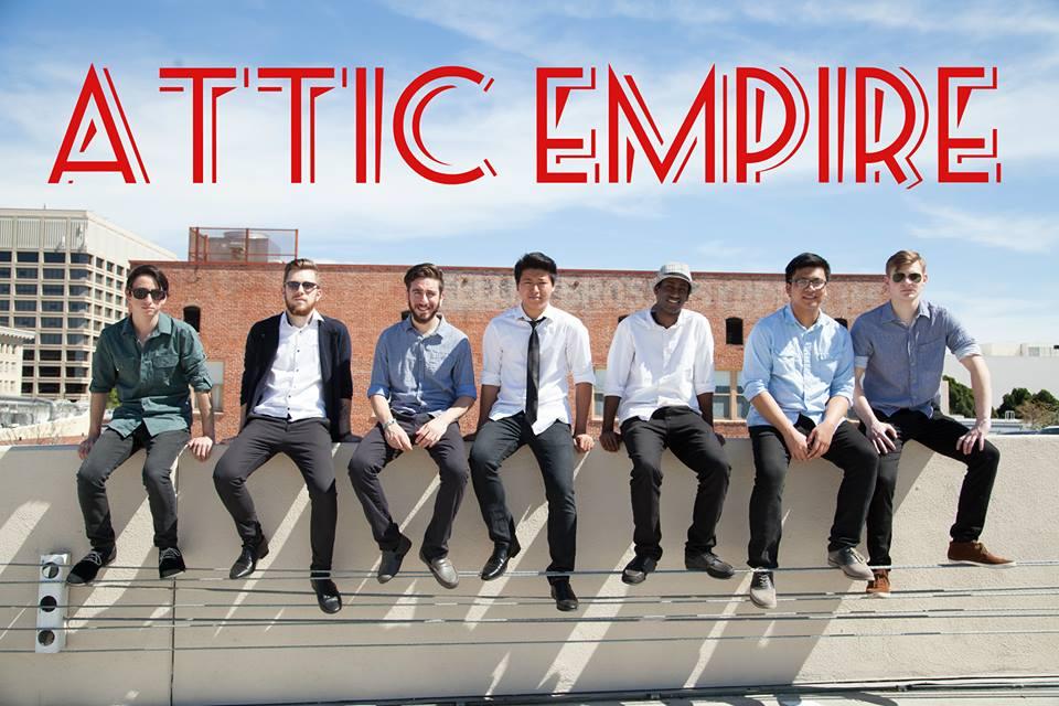 Attic Empire: 7 Shades of Funk
