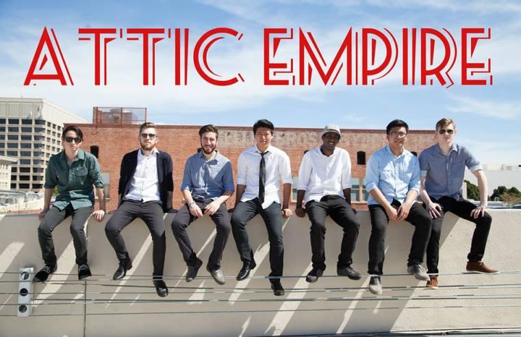 Attic Empire: 7 Shades of Funk 4