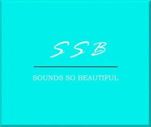 blue logo sounds so beautiful 3