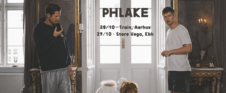 PHLAKE - Scandinavian Soul Nominee Best Soul/RnB 2015 #5 4