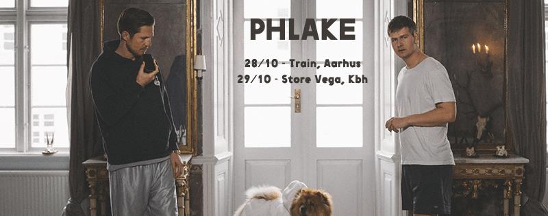 PHLAKE – Scandinavian Soul Nominee Best Soul/RnB 2015 #5