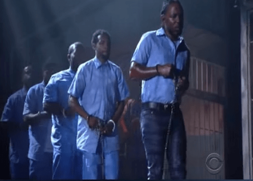kendrick institutionalized_kendrick lamar grammys 2016; the blacker the berry live; sounds so beautiful