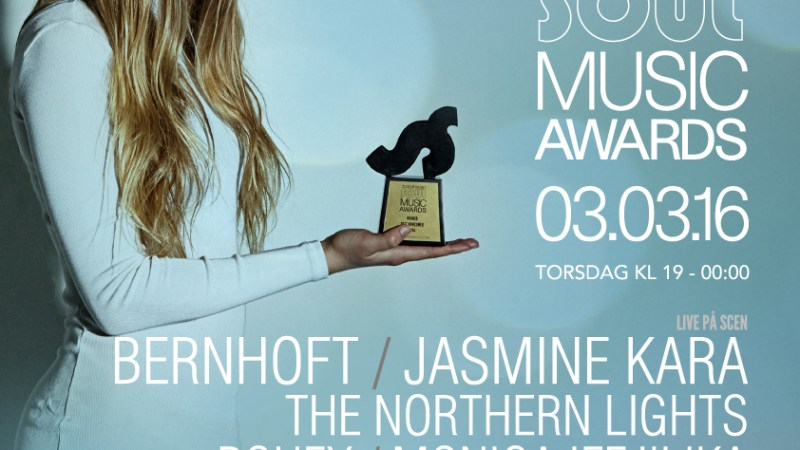 6 Reasons Why Scandinavian Soul Music Awards 2016 Is Expected To Be A Great Show
