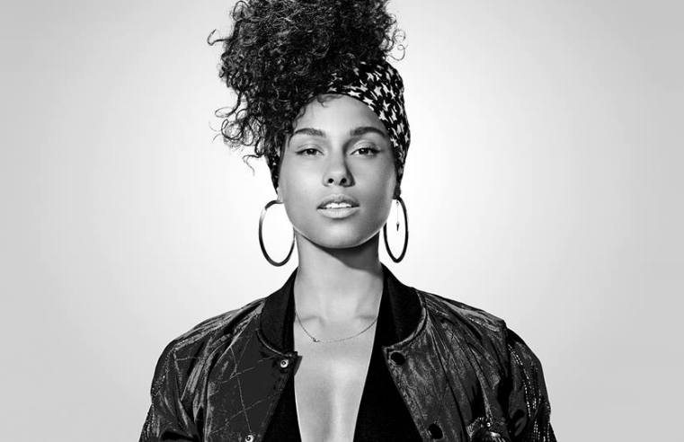 Alicia Keys: Let Me In - Humanity Matters 4