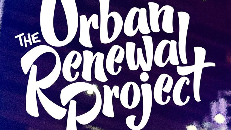 Urban Renewal Project – Brass Band With Soul Singers & Rappers