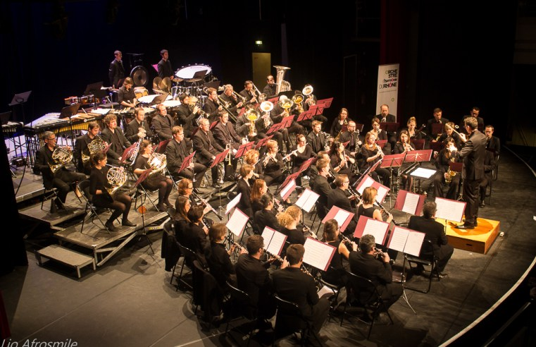 Lyon Metropole Orchestra - Transmettre La Passion Pour La Musique D'Harmonie 1