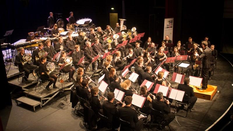Lyon Metropole Orchestra – Transmettre La Passion Pour La Musique D'Harmonie