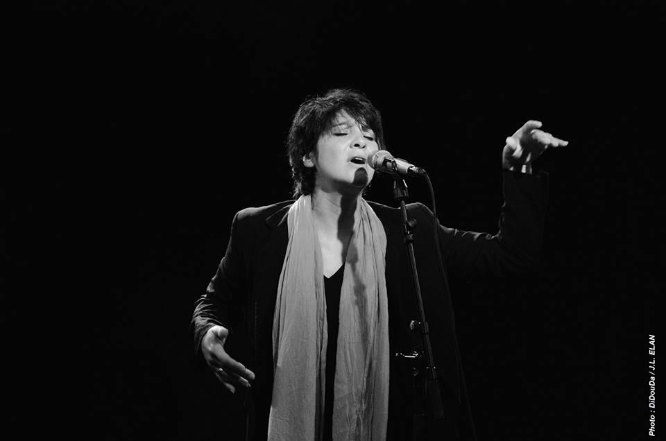 Karine Zarka  – L'Art de La Chanson et du Swing