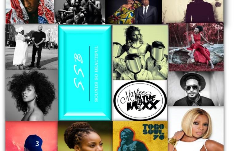 Beautiful Playlist - Black Music Month 2017 1