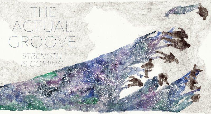 The Actual Groove – Expérience : Tout Est Parti D'une Simple Jam Session