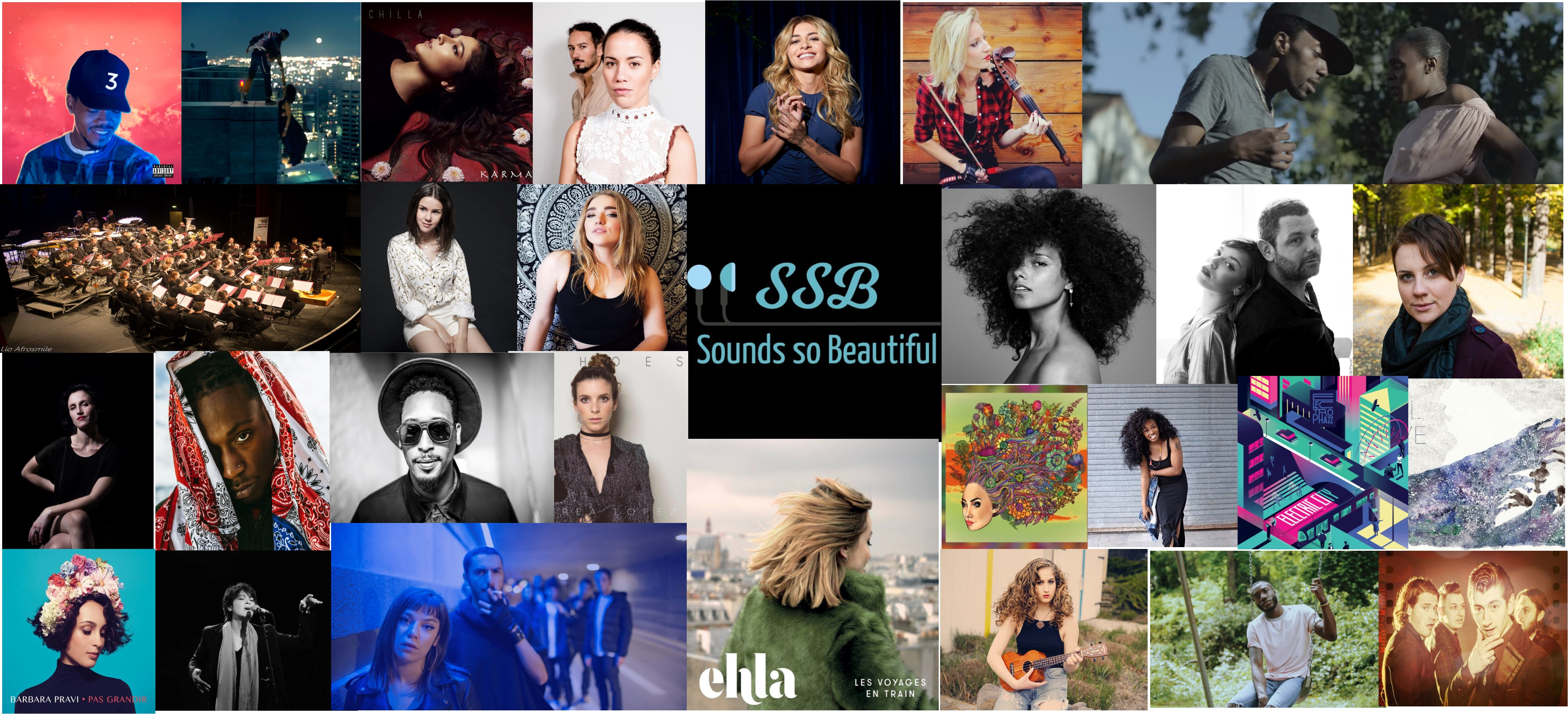 Top 30 – The Most Popular Artists In 2017