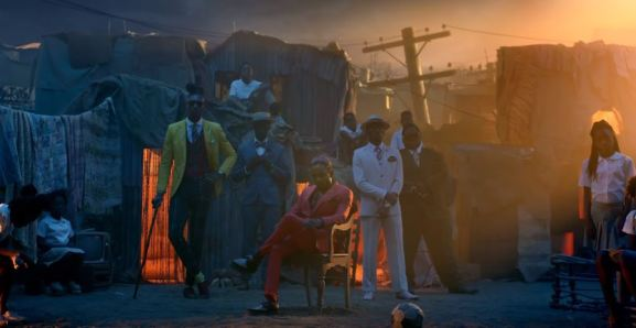Kendrick Lamar, SZA - All The Stars (Meaning), Highlight of The African Civilization 7