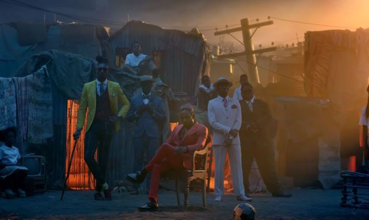 Kendrick Lamar, SZA – All The Stars (Meaning), Highlight of The African Civilization