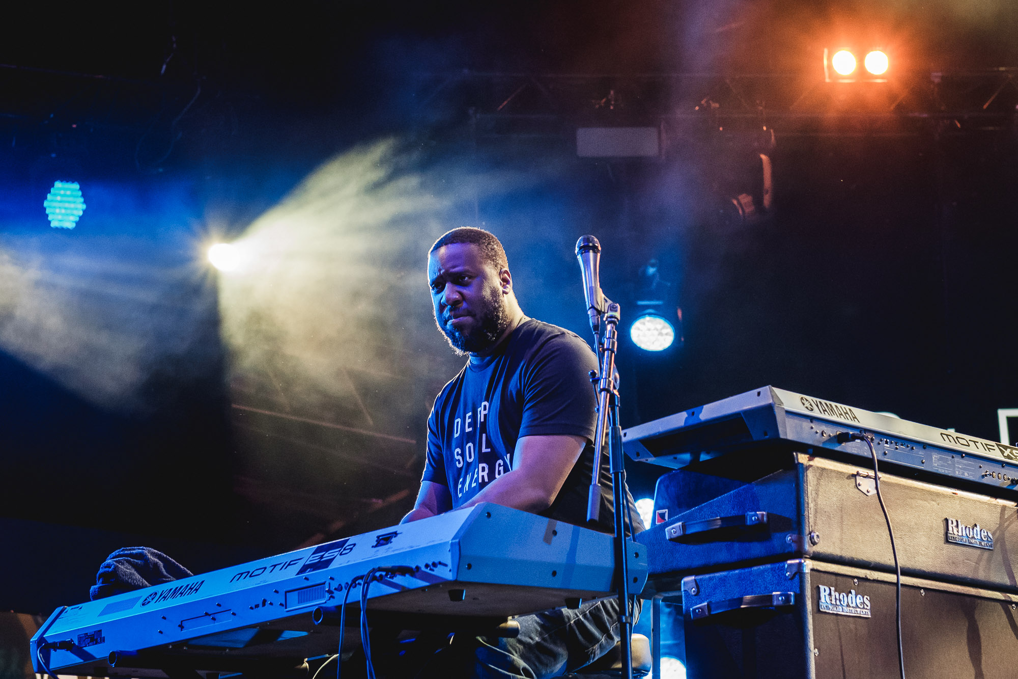 Jazz A Vienne – R+R = Now – Live Report
