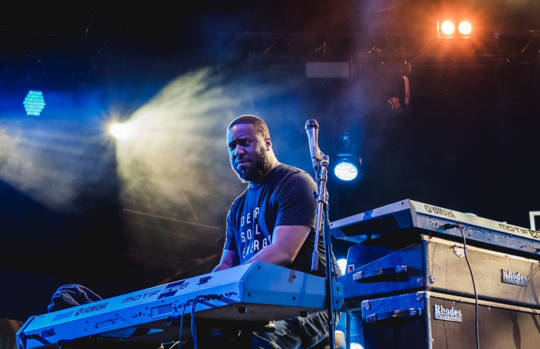 robert glasper live Sounds So Beautiful
