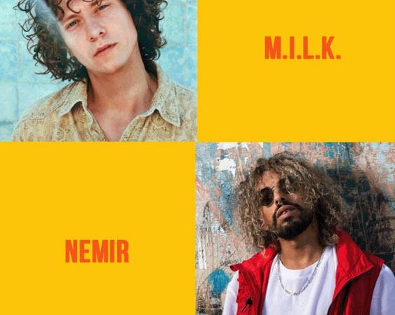 M.I.L.K. & Némir – La Collaboration Surprenante de Deux Univers Complimentaires