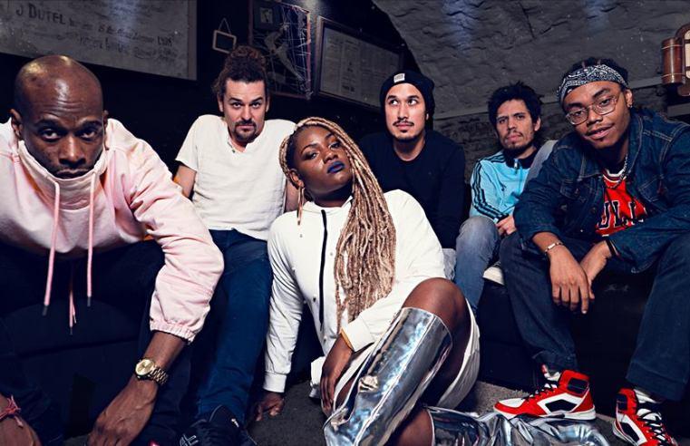 electrophazz band neo soul, jazz, hip hop Sounds So Beautiful