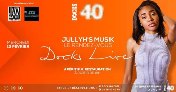 rdv live docks 40 Sounds So Beautiful