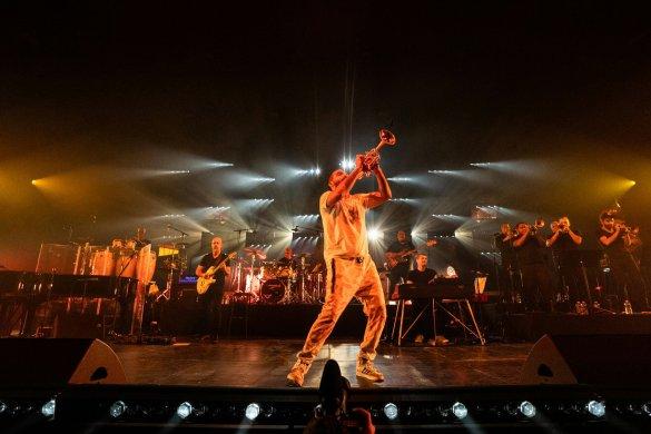 Ibrahim Maalouf - Le Trompettiste A Fait Son Carnaval à la Halle Tony Garnier - Jazz à Vienne 19/20 4