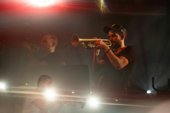 Ibrahim Maalouf - Le Trompettiste A Fait Son Carnaval à la Halle Tony Garnier - Jazz à Vienne 19/20 3
