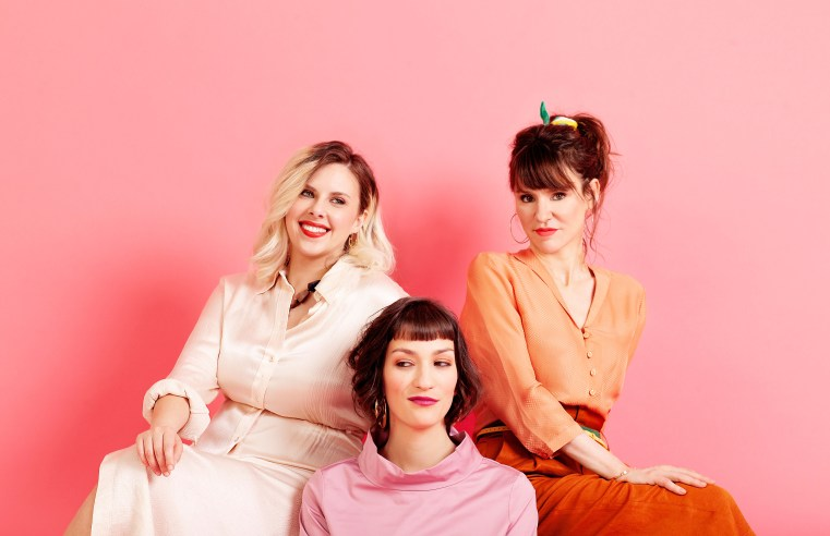 glossy sisters lisa caldognetto claudine pauly marion chretien sounds so beautiful