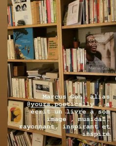 Bibliothèque Poetically Yours