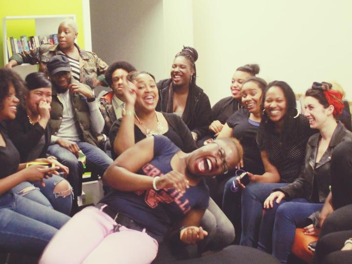 House Gospel Choir Keeps Stepping To Better Days With «Blind Faith»
