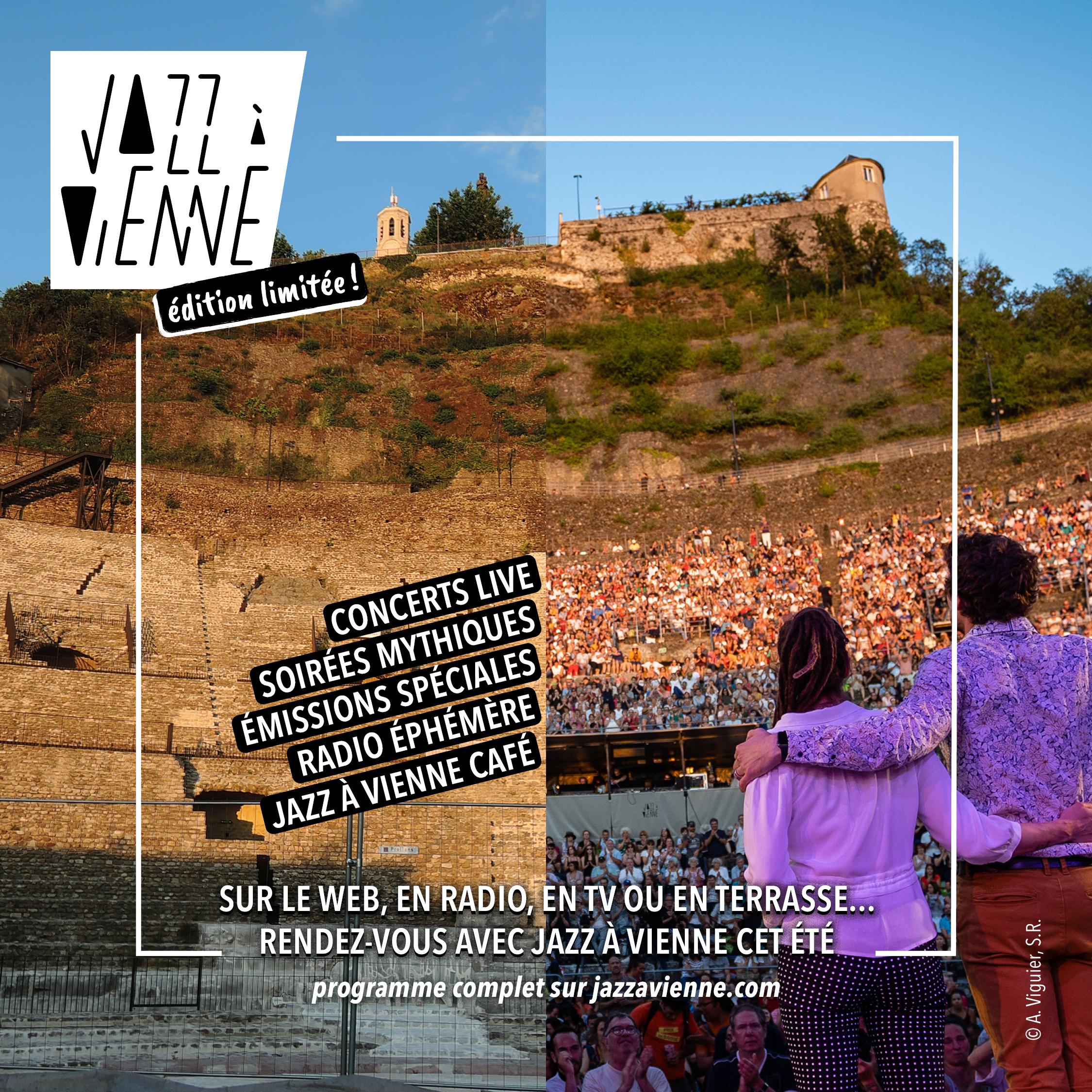 Jazz A Vienne Annonce Une Edition Bien Particulière Pour Cette Année 2020