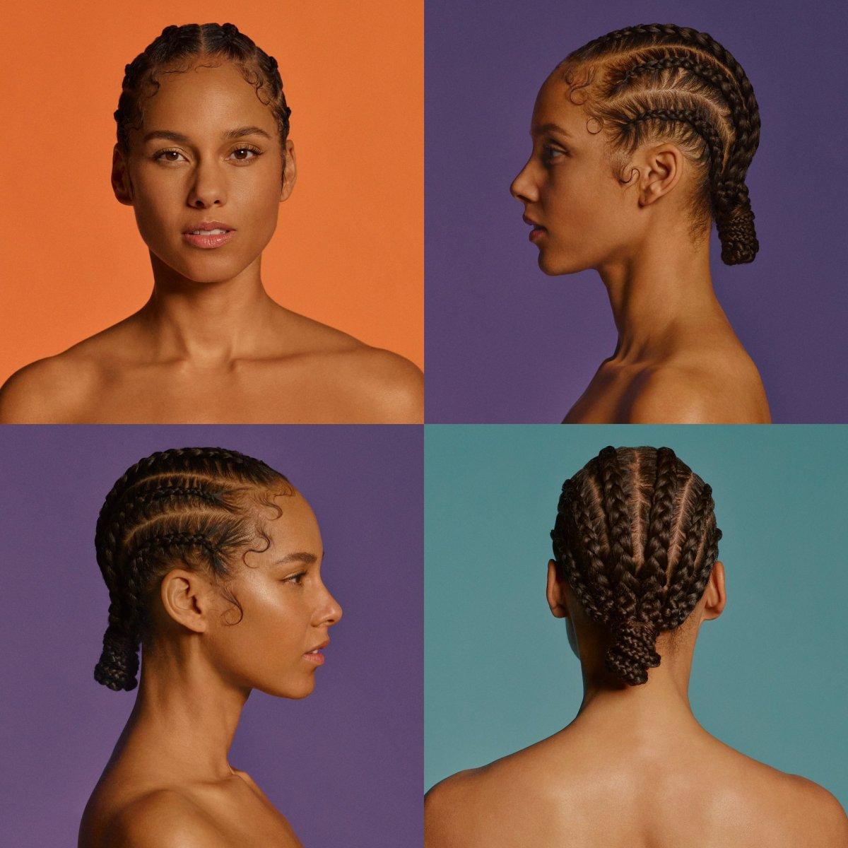 Alicia Keys ALICIA ALBUM critics by Mélanie DOMERGUE