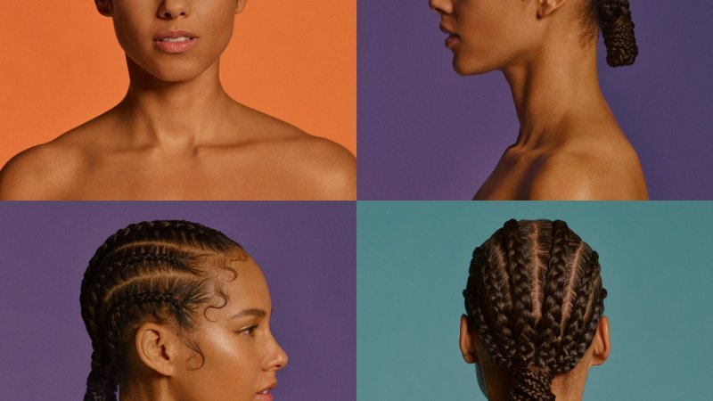 Alicia Keys reveals and embraces all of her facets in 7th album studio « ALICIA »