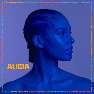Alicia Keys ALICIA ALBUM Mélanie DOMERGUE