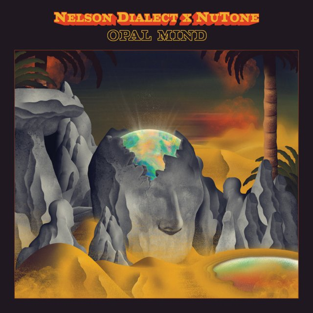 Immerse yourself into Nelson Dialect's « Opal Mind » 3