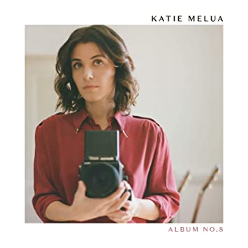 Katie Melua Album No. 8 Cover