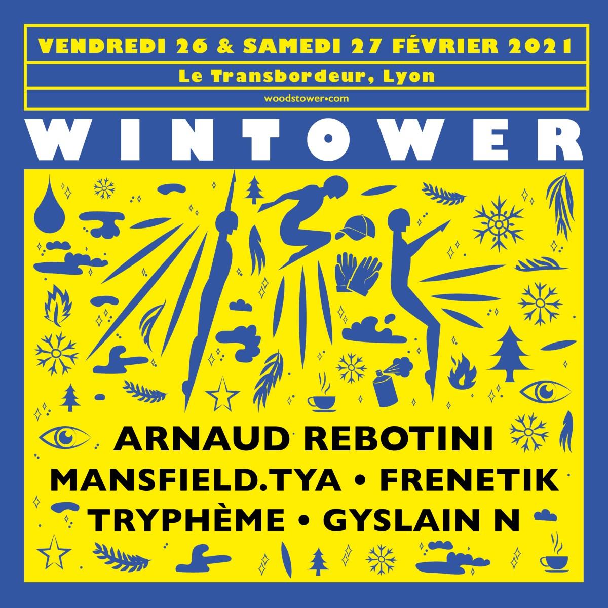 festival woodstower wintower