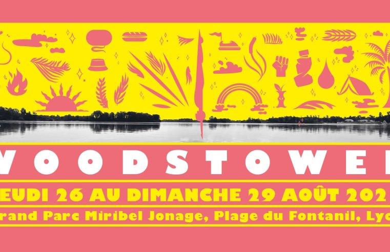 Le Festival Woodstower vous donne rendez-vous cet été du jeudi 26 au dimanche 29 août 2021 3