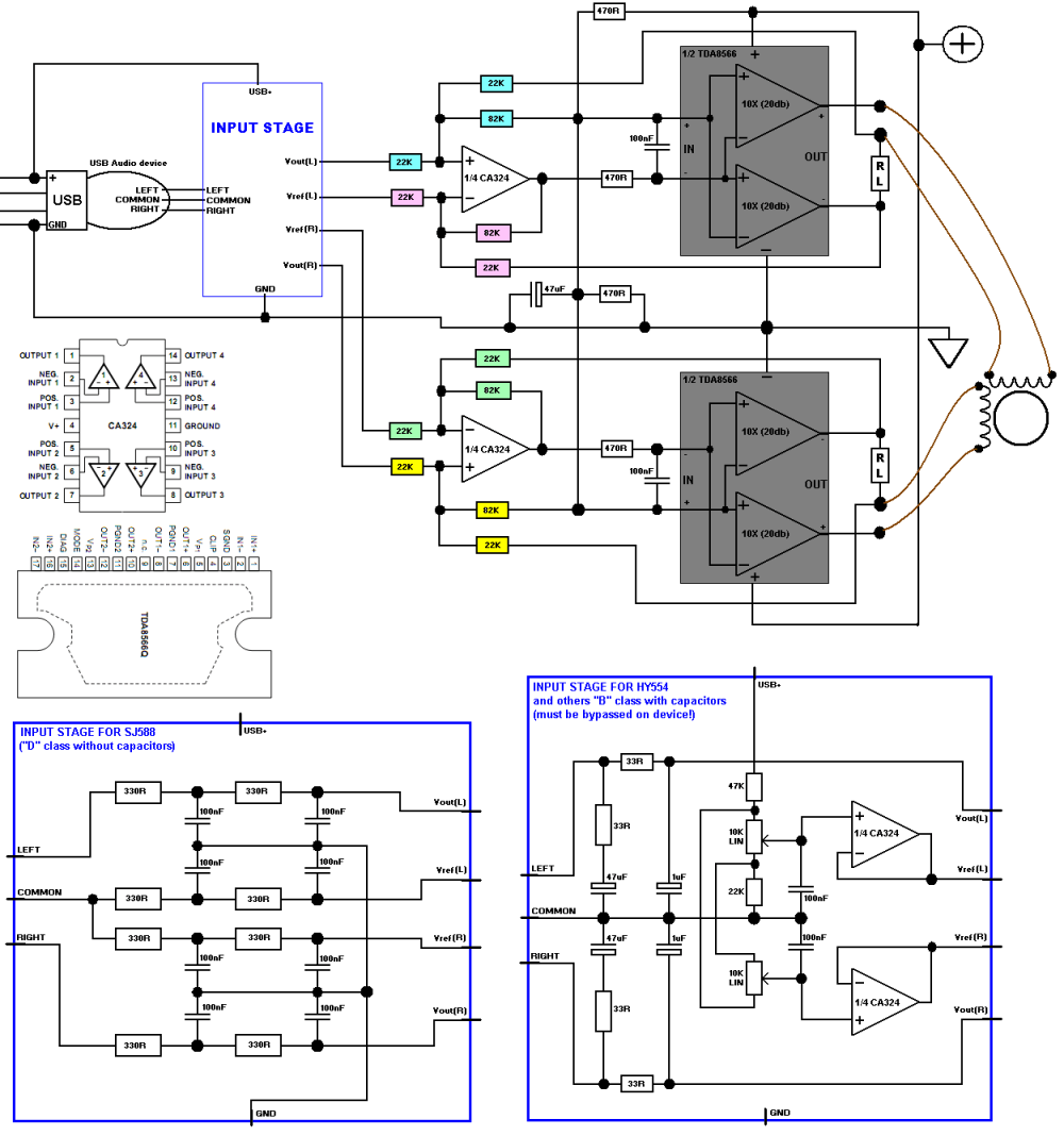 medium resolution of generic electronic diagram for all usb audio devices click to enlarge
