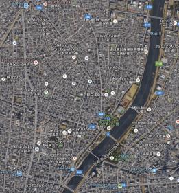Yoshiwara-Asakusa-map