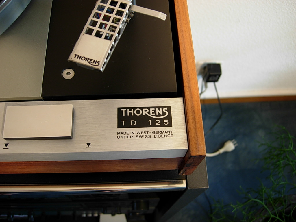 Thorens Td125
