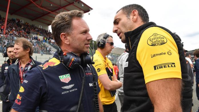 Red Bull vs Renault