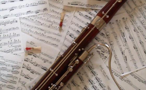 Фагот - это музыкальный инструмент