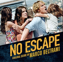 No Escape Song - No Escape Music - No Escape Soundtrack - No Escape Score