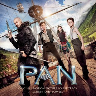 Pan Lied - Pan Musik - Pan Soundtrack - Pan Filmmusik