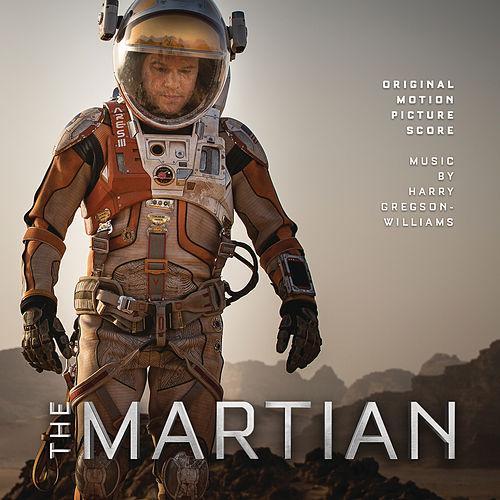 Soundtrack Der Marsianer