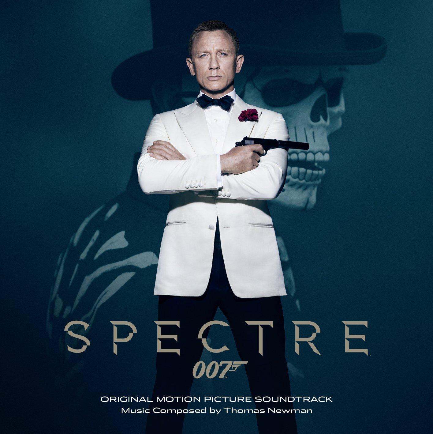 james bond spectre movie soundtrack