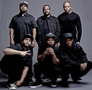 Straight Outta Compton Film Score