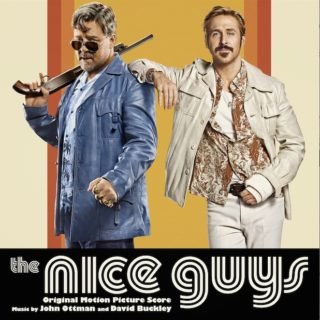 The Nice Guys film score