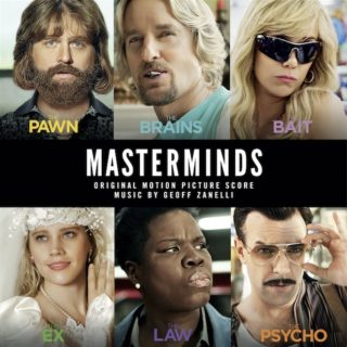 Masterminds Song - Masterminds Music - Masterminds Soundtrack - Masterminds Score