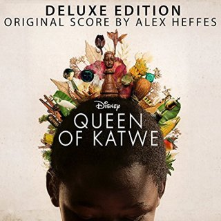 Queen of Katwe Deluxe edition - original score by Alex Heffes