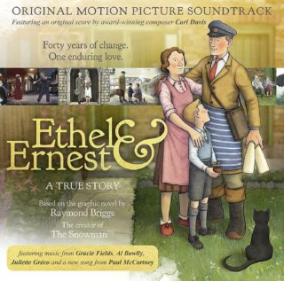 Ethel and Ernest Song - Ethel and Ernest Music - Ethel and Ernest Soundtrack - Ethel and Ernest Score