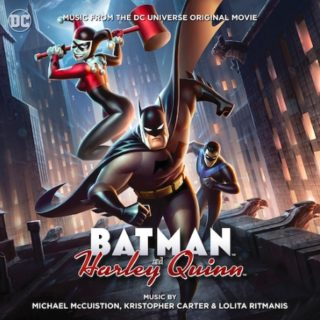 Batman and Harley Quinn Song - Batman and Harley Quinn Music - Batman and Harley Quinn Soundtrack - Batman and Harley Quinn Score